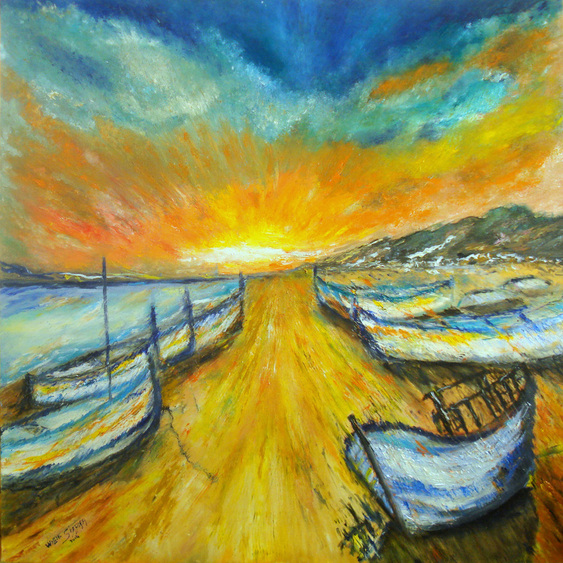Boats by willie shapira